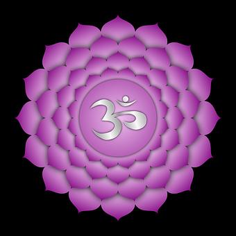 Crown, Chakra, Energy, Chi, Spiritual