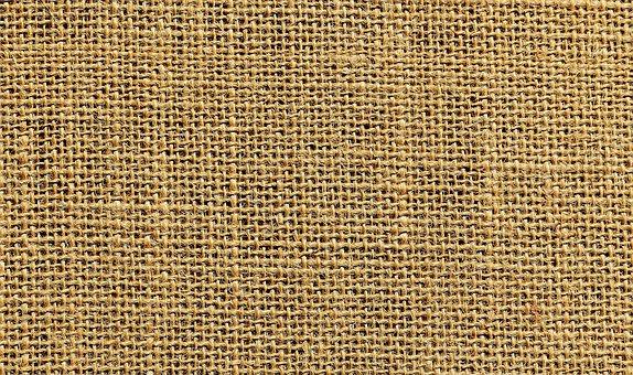 Background Jute Tissue Textile