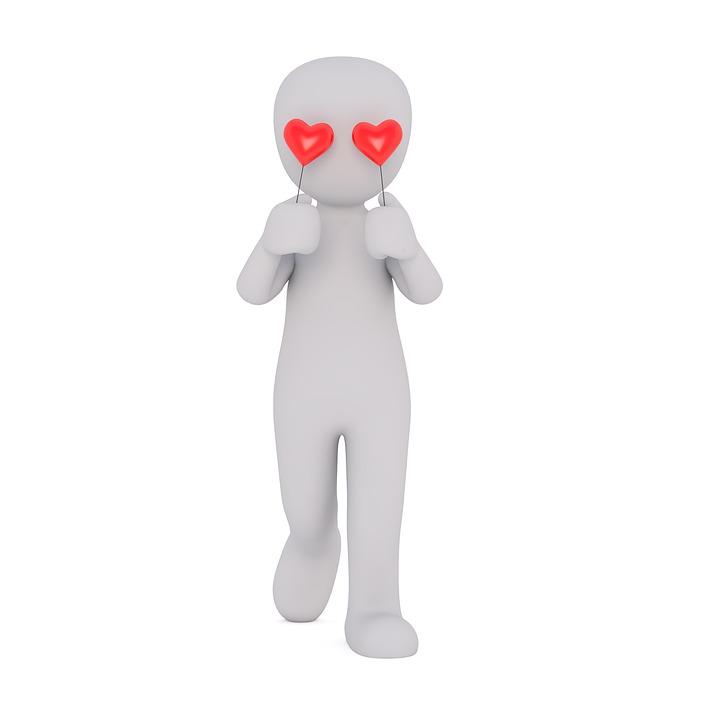 Liebe, Herzen, Verliebt, Romantik, Valentinstag