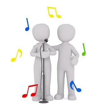 Chanter, Choeur, La Musique, Singer
