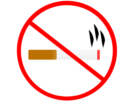 No Smoking, Smoke, Cigarette, Tobacco