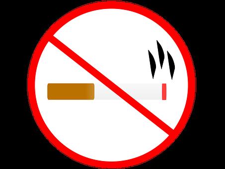 No Smoking, Smoke, Cigarette, Tobacco