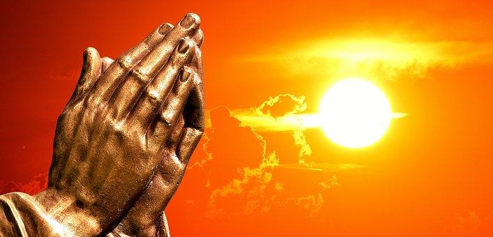 Praying Hands, Faith, Hope, Pray