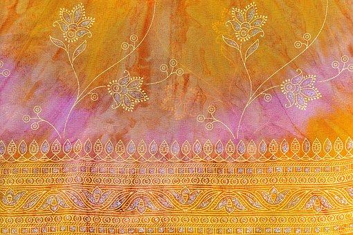 Background, Backdrop, Fabric, Pattern