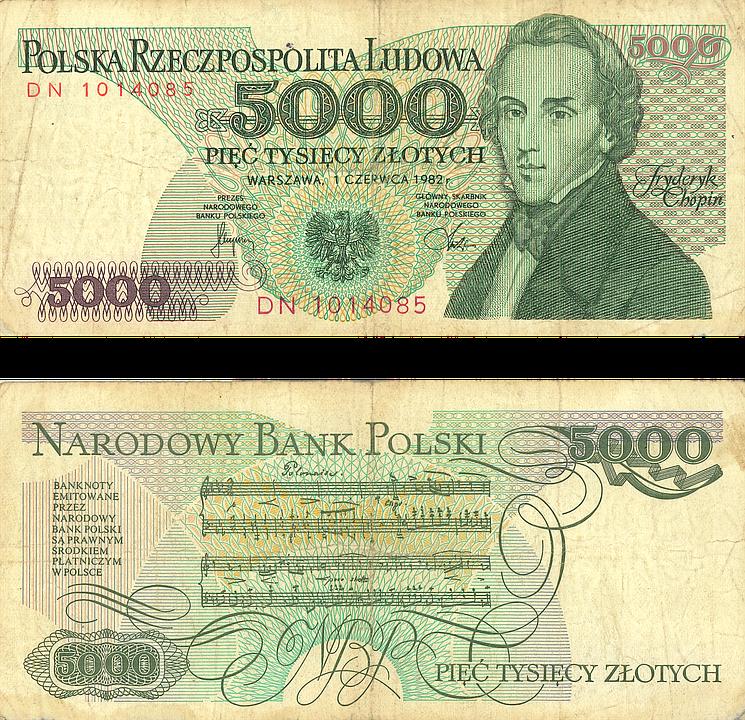 money buck 5000 russian ruble old free photo on pixabay