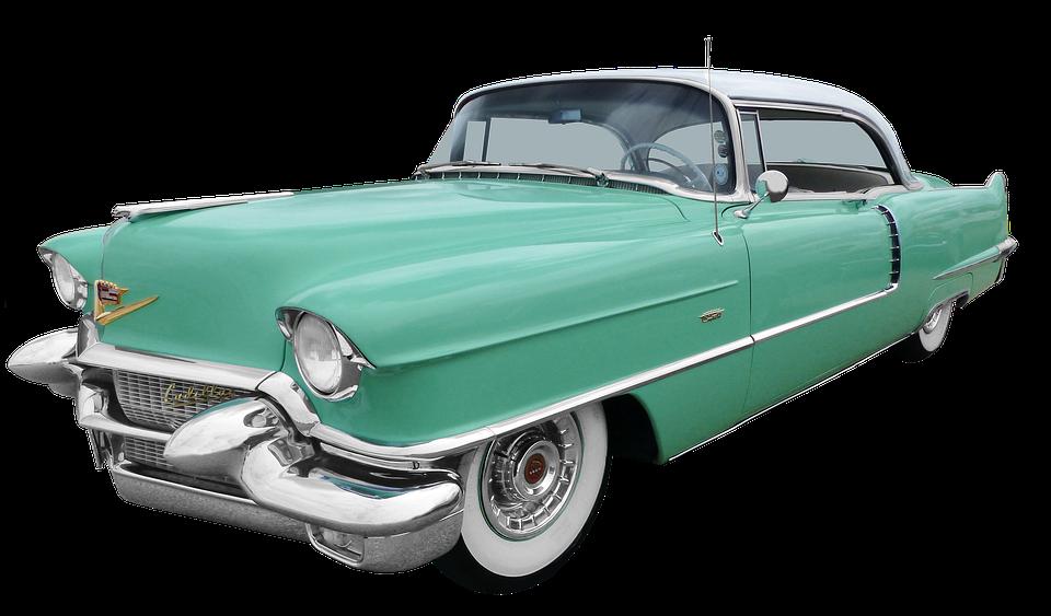 Oldtimer Cadillac Coupe Free Photo On Pixabay