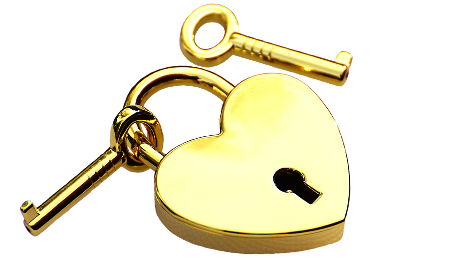 Key To The Heart Together Free Photo On Pixabay