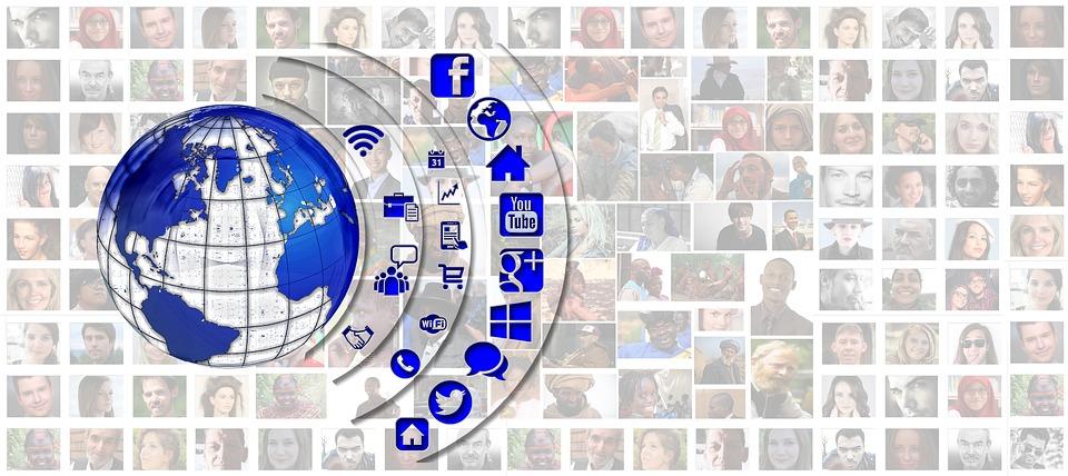 Médias Sociaux, Icône, De L'Homme, Personnels