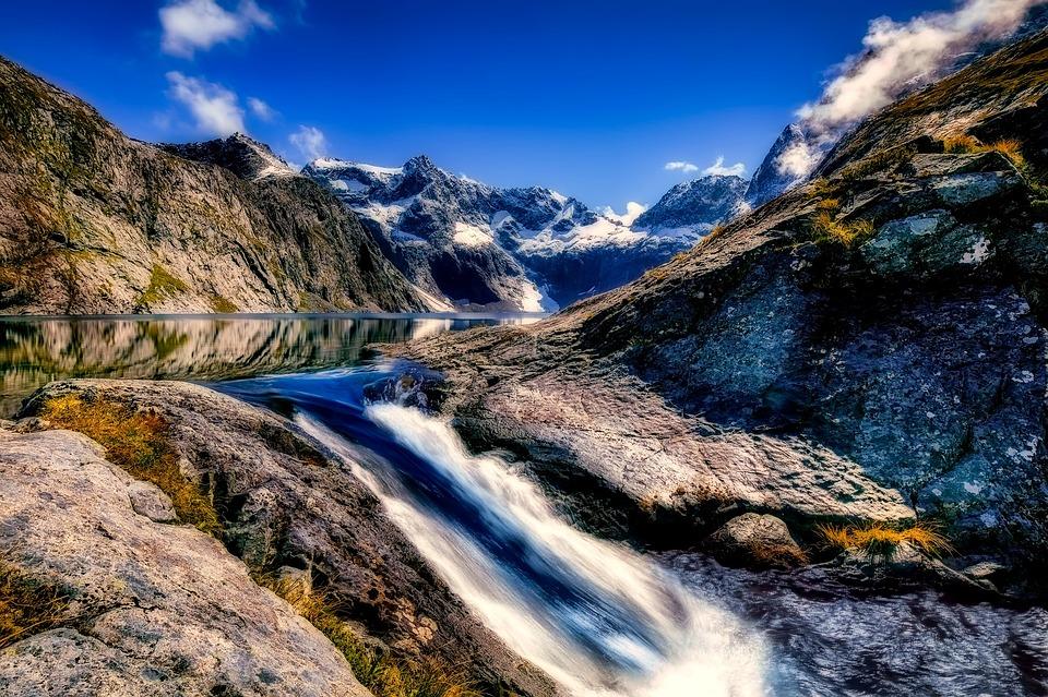 Très Photo gratuite: Nouvelle Zélande, Paysage - Image gratuite sur  DW93