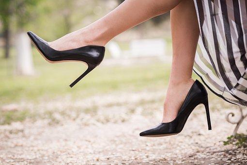 Shoe, Woman, Female, Fashion, Footwear