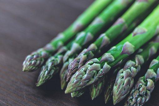 Asparagi, Verdure, Cibo, Organici, Dieta