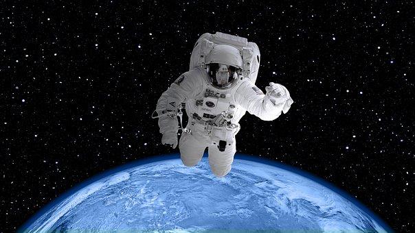 Tuta Spaziale, Astronauta, Mondo, Terra
