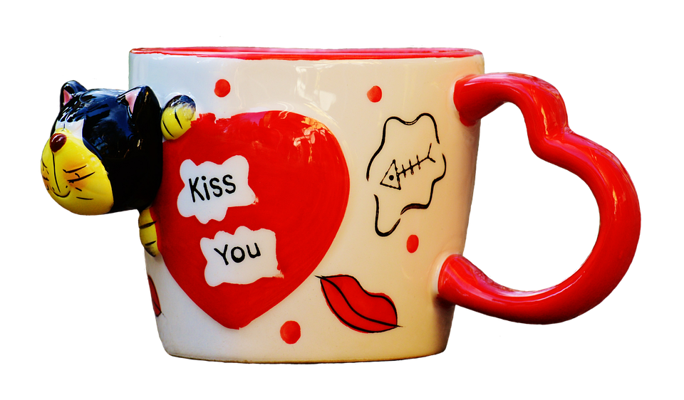 Coffee Cup Funny Cat Free Photo On Pixabay