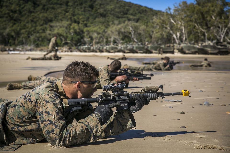 usmc united states marine corps marines landing