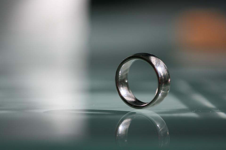 Wedding Ring Silver · Free photo on Pixabay