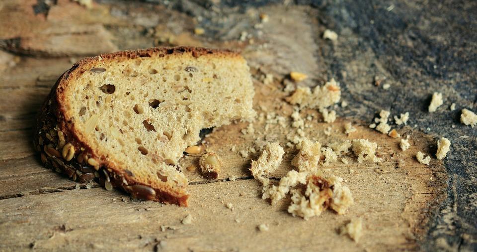Bread, Bread Crumbs, Crumb, Poverty, Gratitude, Rest