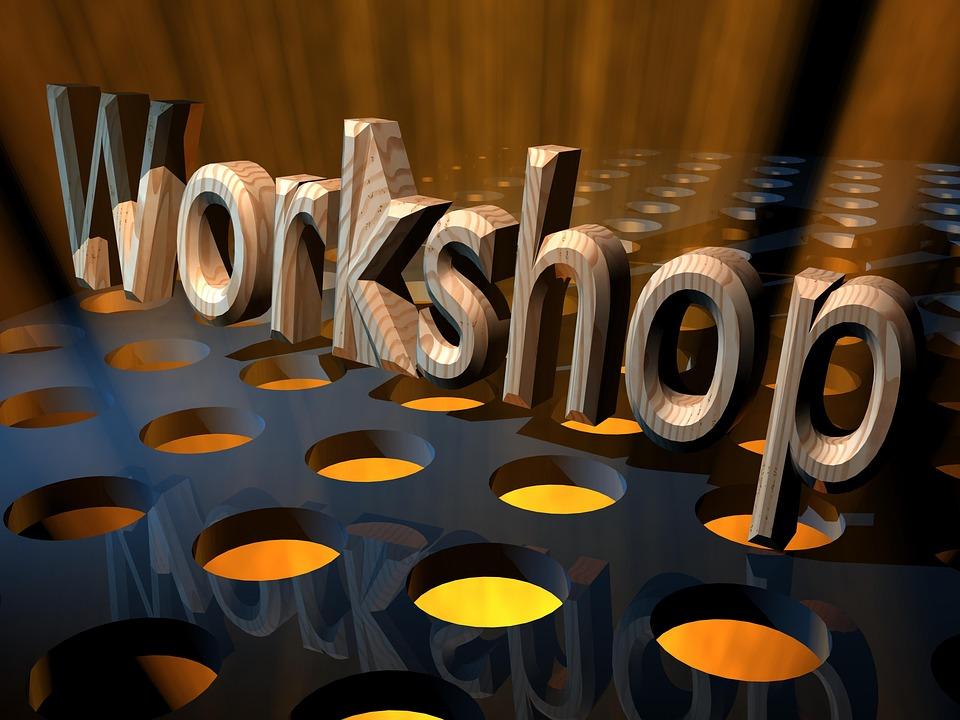 workshop seminar training free image on pixabay