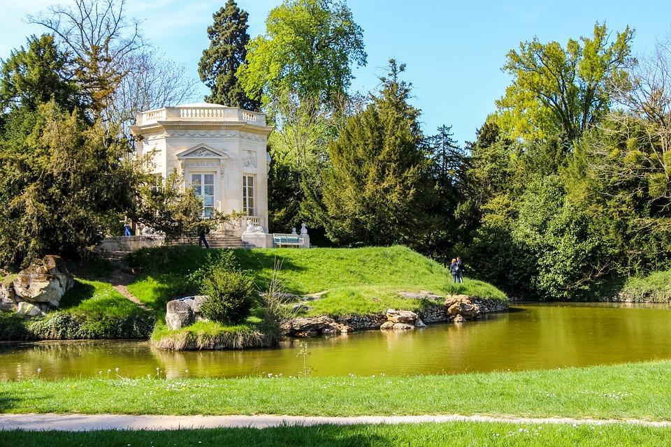 Park, Sky, Landscape, Lake, Water, Reflection, Nature