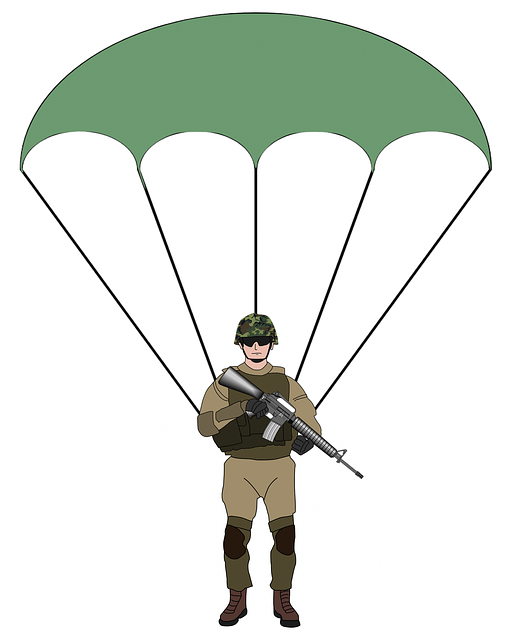 how to make a real parachute