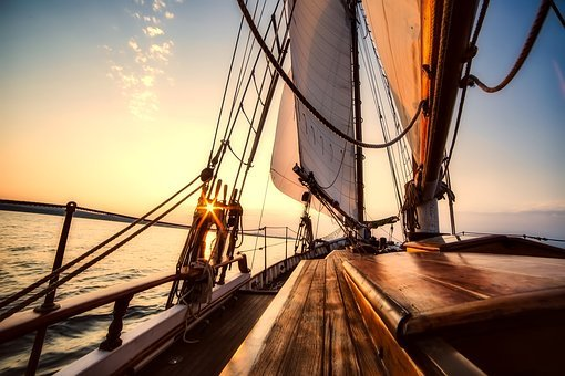 Sailing, Sailboat, Boat, Travel