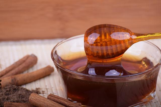 Корица с медом для суставов