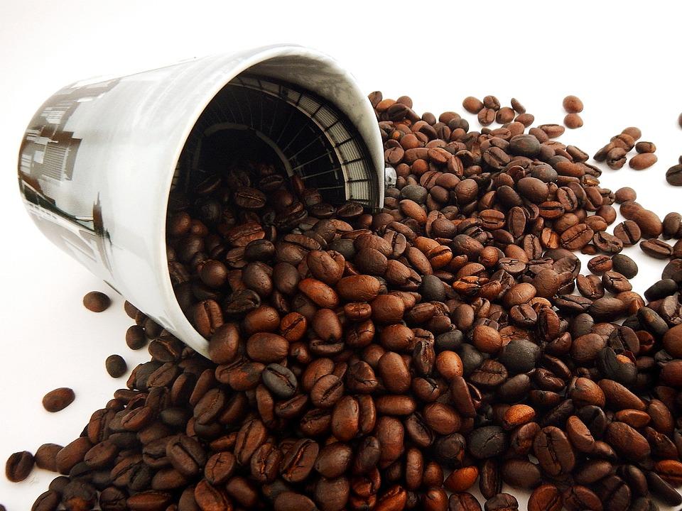 kawa - naturalny spalacz tłuszczu