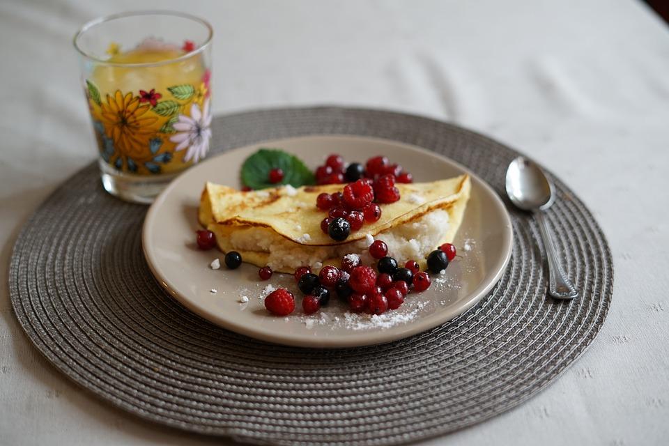 Delicious Meal Rafaello Gluten Free Photo On Pixabay