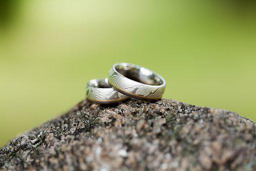 Wedding, Rings, Marry, Love, Jewellery