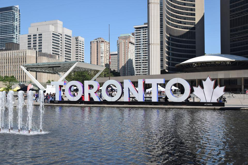 Toronto Sign · Free photo on Pixabay