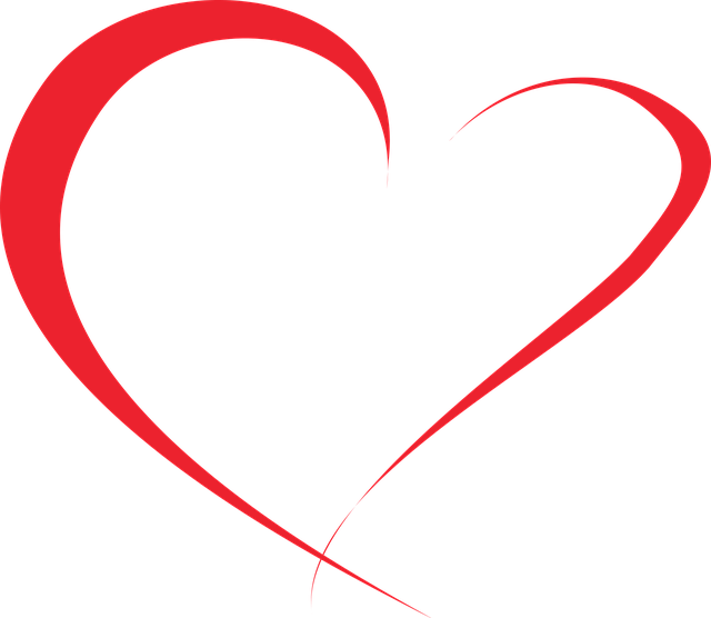 Red Heart Symbol Free Vector Graphic On Pixabay