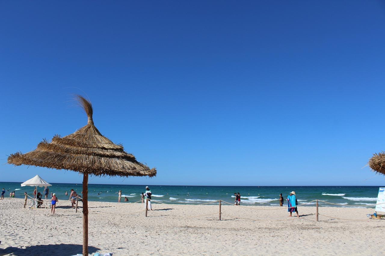 Фото туниса моря