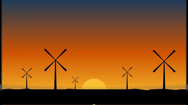 Sunset Gambar Vektor Unduh Gambar Gratis Pixabay