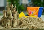 sand, sand pit