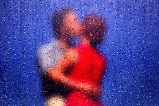 Par, Beijo, Amor, Romance, Sorte