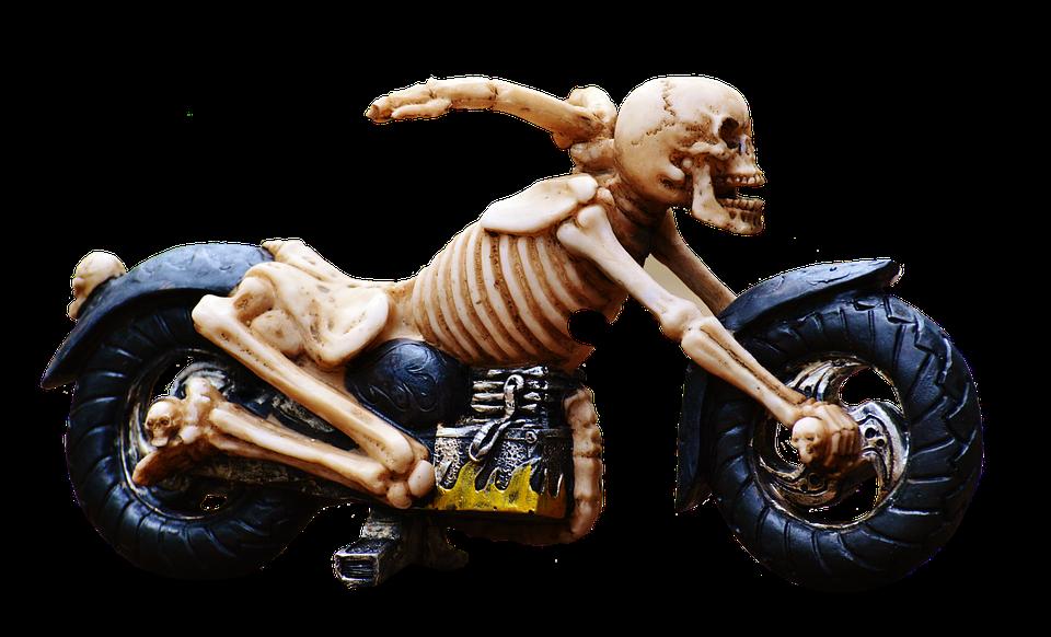 Biker Halloween