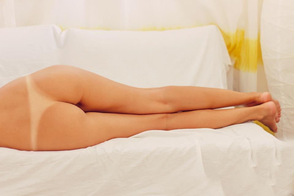 エロチック, 女性, 美しさ, 脚, セクシーです, 体, 皮膚, 大人, ヌード, 足, お尻, セックス