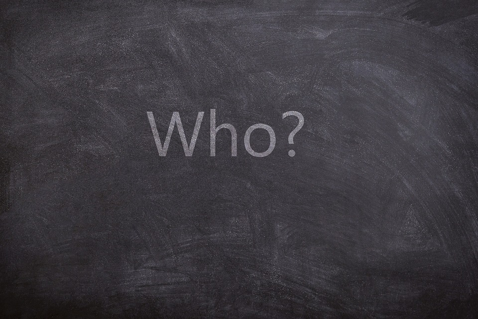 Who, Question, Information, Mark, Text, Word