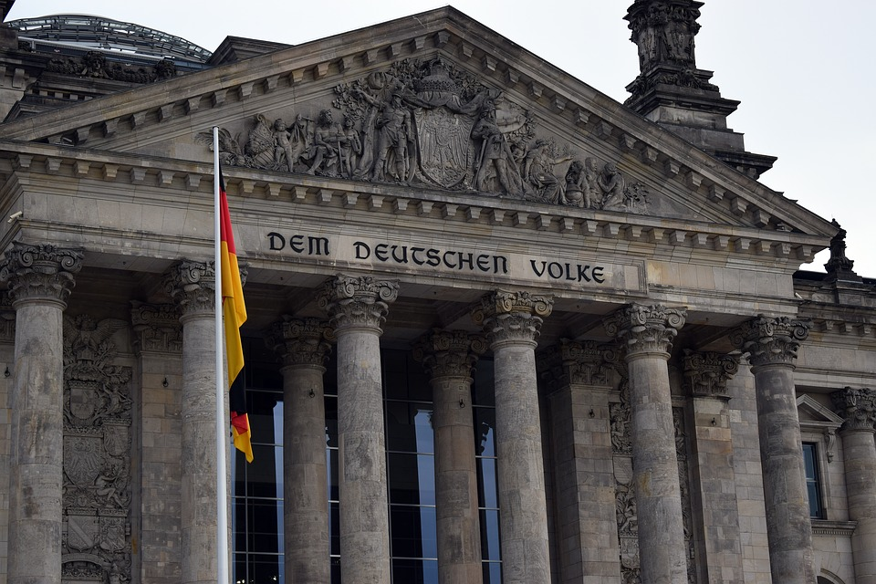 Reichstag Germany German Parliament Berlin