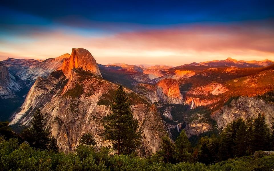 california landscape mountains free photo on pixabay