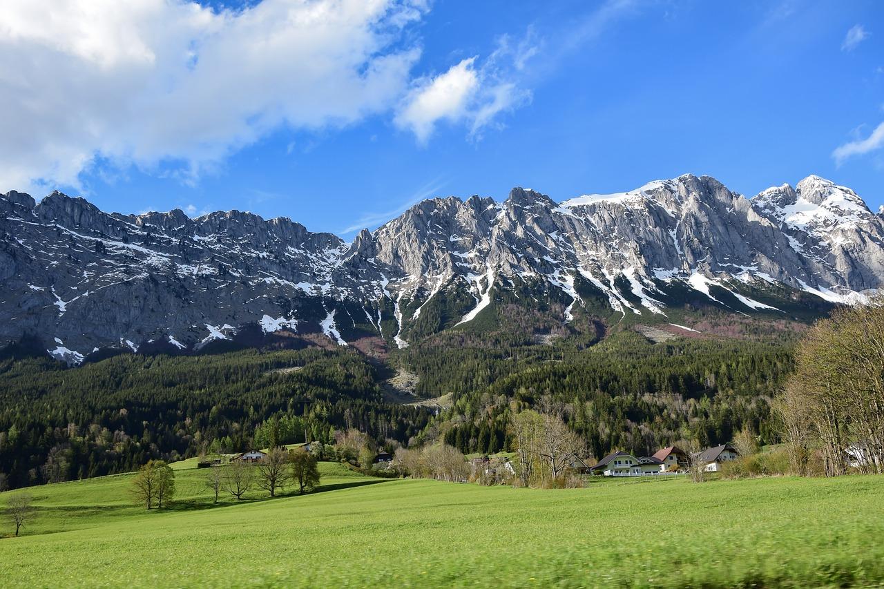 что картинки гор альпы лечение