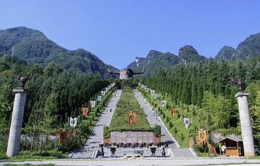 中国, 湖北省, Shennongjia