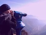 telescope, distance, optical