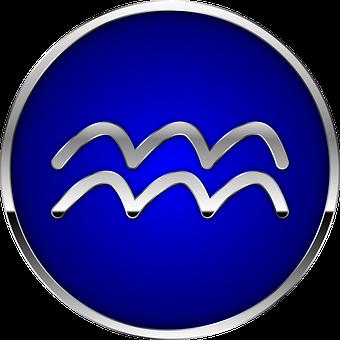 Aquarius, Astrology, Sign, Symbol