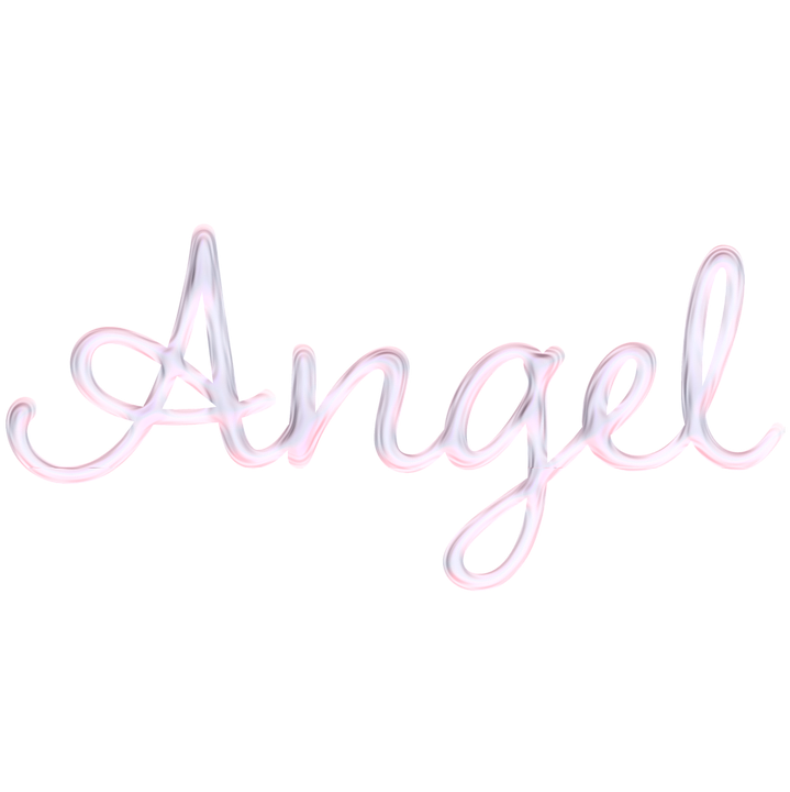 Word Art Angel Glass - Free image on Pixabay