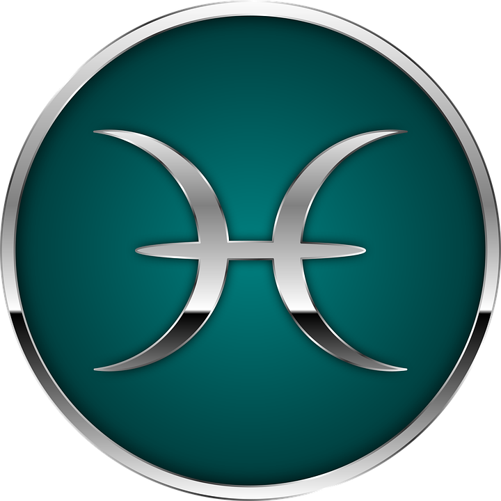 Pisces Astrology Sign Symbol