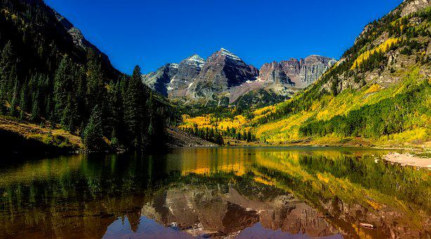 Colorado, Autumn, Fall, Colors