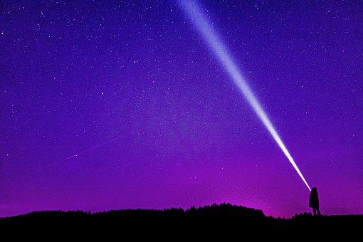夜の写真, 満天の星空, 夜の空, スター, 夜, 空, 人間, 男, 人