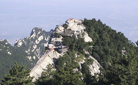 中国, 山西省, 華山Xifeng