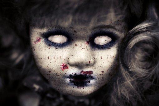 Zombie, Doll, Toy, Halloween, Horror