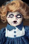 doll, horror, zombie